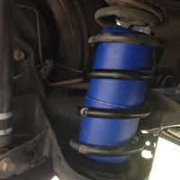 Cheap Suspension Upgrade
