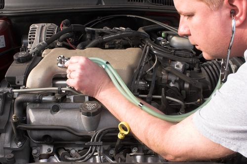 Tricky Diagnosis – When Mechanics are like Doctors!