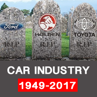 What the death of the Australian Car industry means for you.